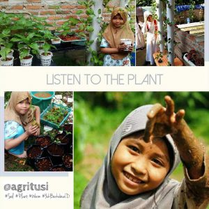 Listen To the Plants